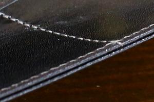 革製品の端処理(コバ処理)の種類と特徴